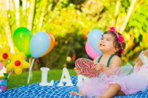 Comportamiento del niño de 1 año