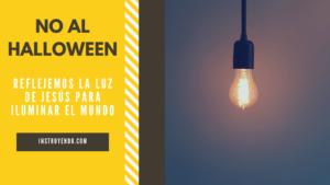 Actividades virtuales «No al halloween»